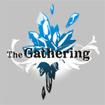 The gathering logo animation