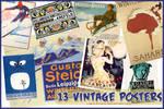Vintage Posters I