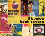 58 Retro book covers