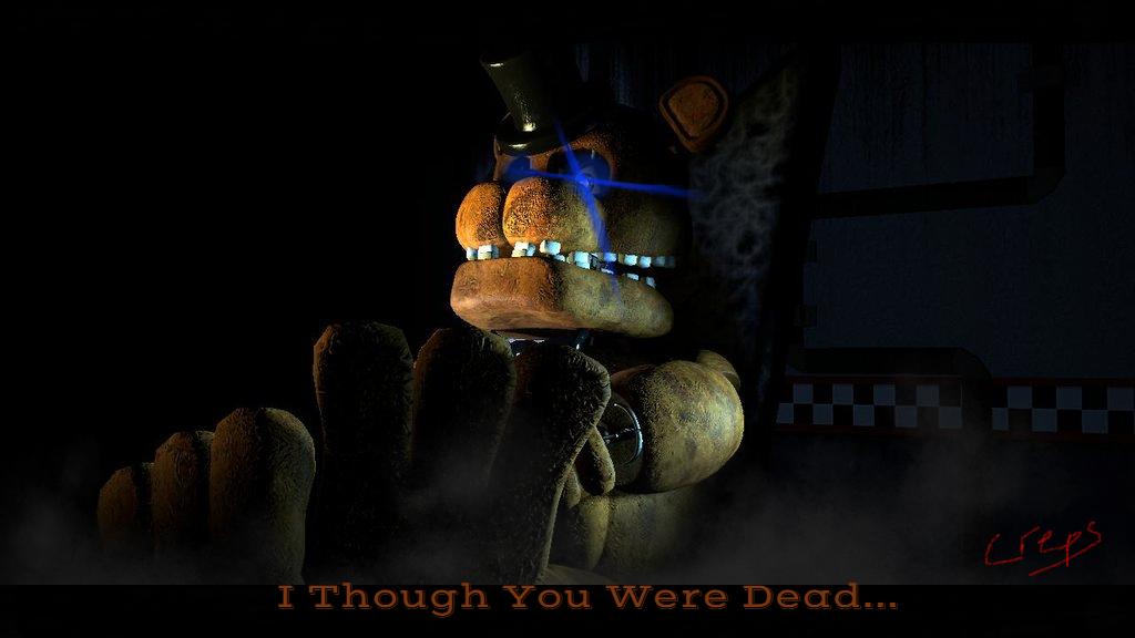 [SFM/FNaF] :I Thought You Were Dead..: by Creps-FNaFGamer