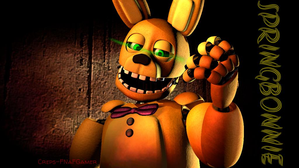 |:Yellow Rabbit:| by Creps-FNaFGamer