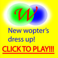 Wopter Dress up by Wopter