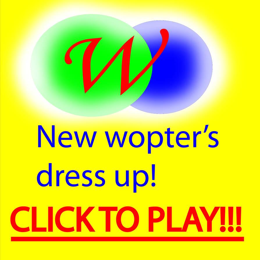 Wopter Dress up