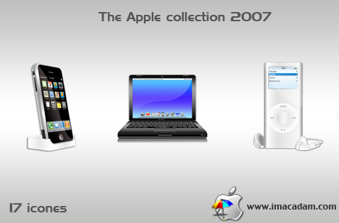 The Apple Collection Leopard by isb