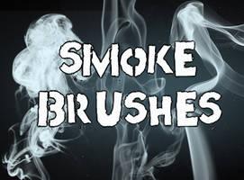Hi-Res Smoke Brushes by thomascall