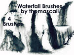 Waterfall Brushes AGAIN
