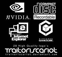 28 High Quality Logo Brushes by TraitorIscariot