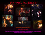 Psd Pack 4 By Platina
