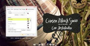 Black Swan Cursor