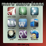 More Suave Icons