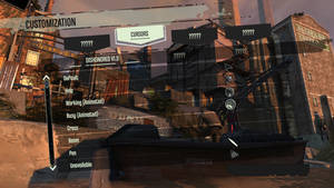 Dishonored Cursors v1.0 Pack 1