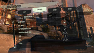 Dishonored Cursors v1.0 Pack 2