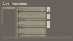 Nier: Automata Cursor