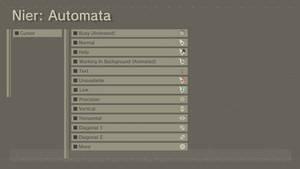 Nier: Automata Cursor [Hack Edition]