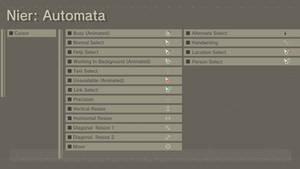 Nier:Automata Cursor [Hack Edition] v2