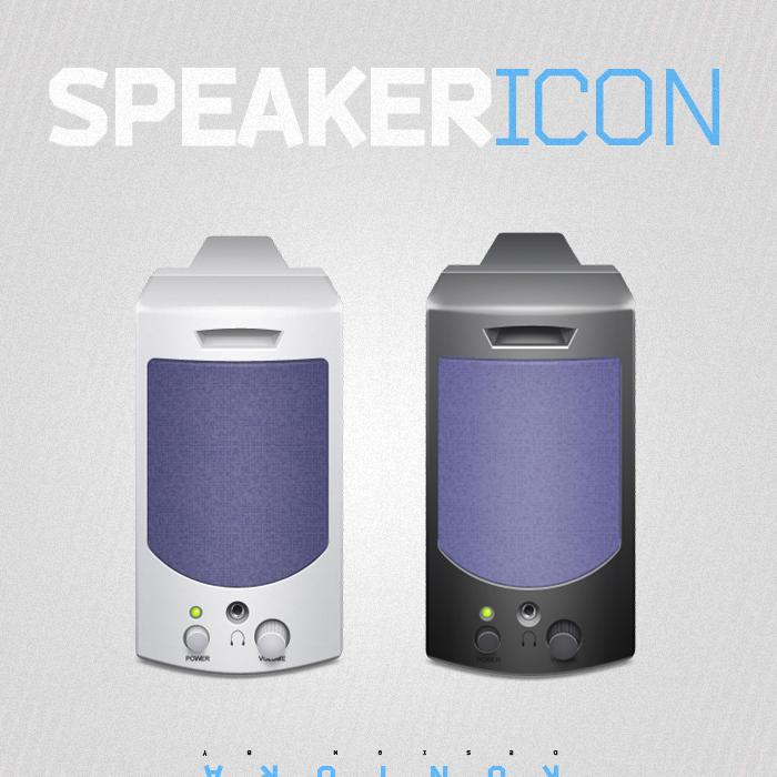 Speaker by Pabloban