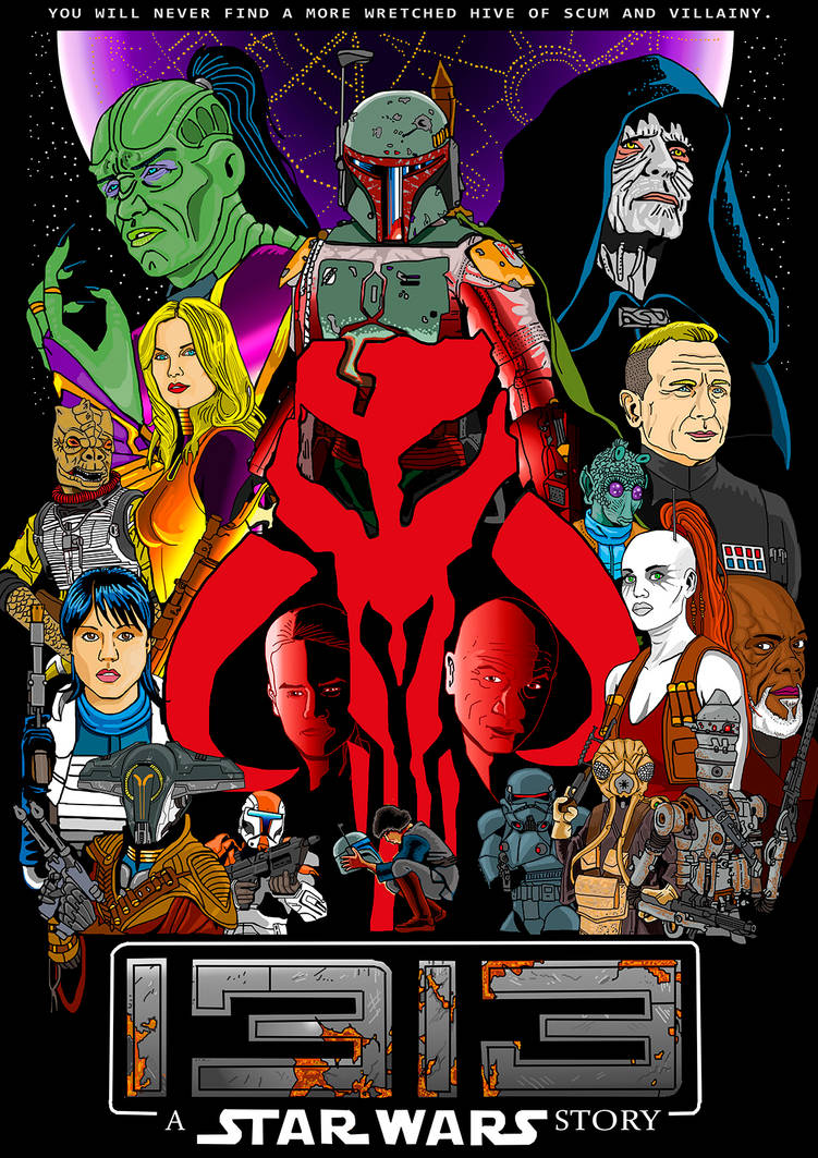 1313 A Star Wars Story Fan Script By Jarol Tilap On Deviantart