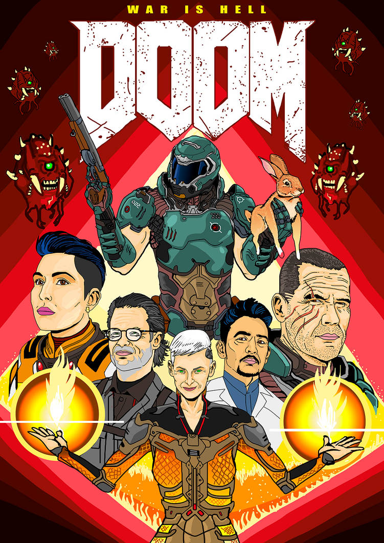 Doom Fan Script By Jarol Tilap On Deviantart