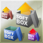 Software Install Box Icon HD