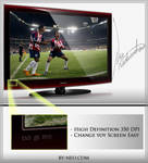 LCD UltraHD 350dpi Screen B