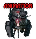 Moofart Tankgirl Anim