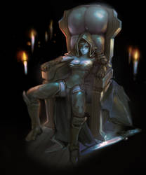 DarkSoulsy ish Knight anim by moofart-moof