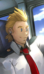 My Hero Academia Mirio and Nejire TrainRide