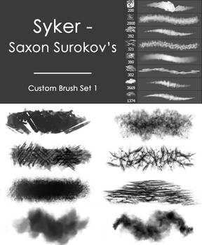 Custom Brush Set 1