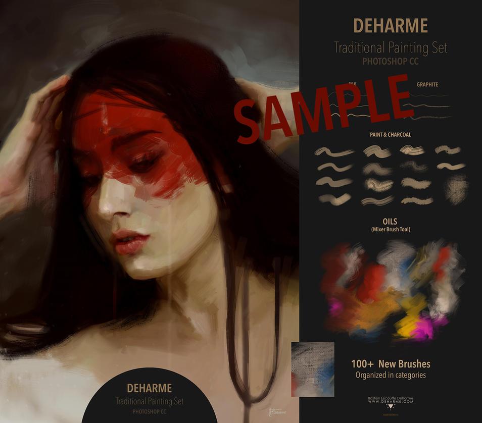 Deharme-Traditional-Set-CC-2018-Sample by Deharme