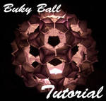 Origami BukyBall Tutorial