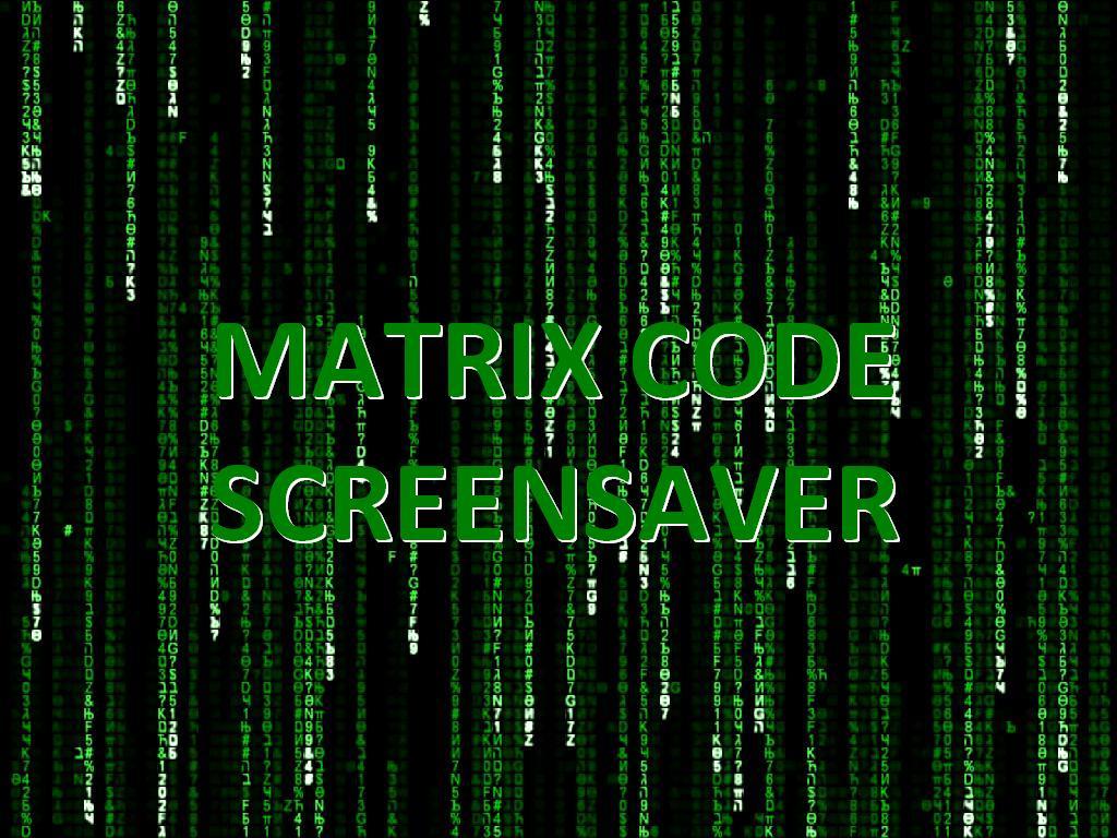 The Matrix Screensaver For Mac Os X