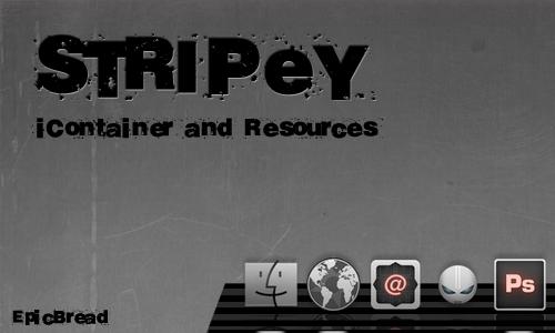 STRIPeY Dock by epicXbread