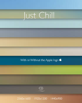 Just Chill wallpaper pack