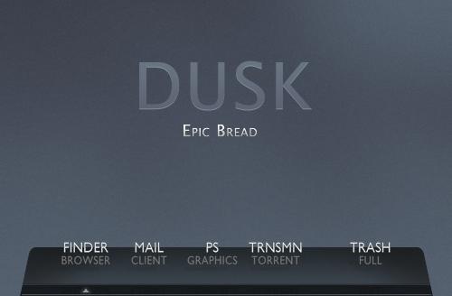 Dusk Dock by epicXbread