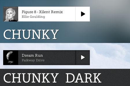 Chunky - Bowtie Theme