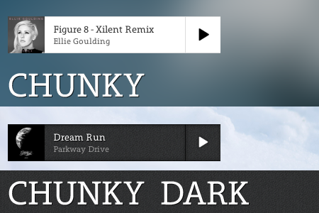 Chunky - Bowtie Theme by epicXbread