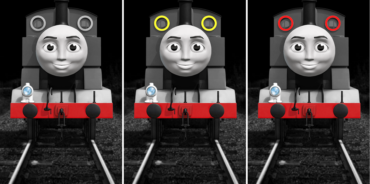 Timothy The Ghost Engine Thomas