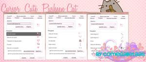 Cursor Cute Pusheen Cat By Me :)