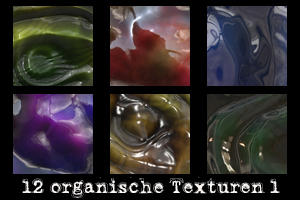 Organic Textures 1 by Mosh-X