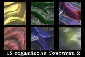 Organic Textures 2 by Mosh-X