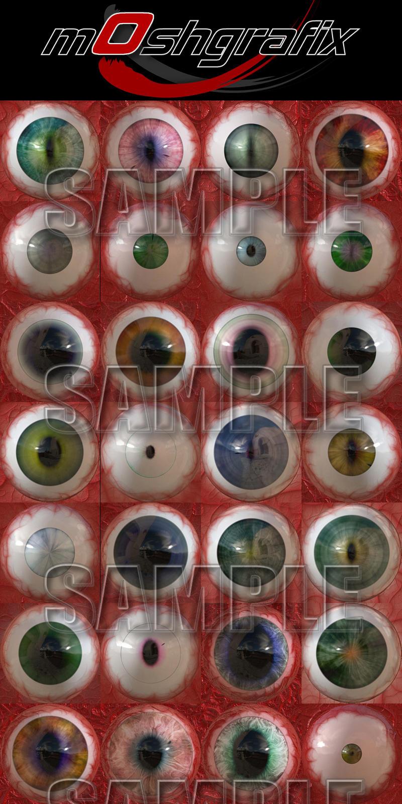 85 Eyes by Mosh-X