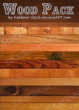 Katibear-Stock Wood Pack