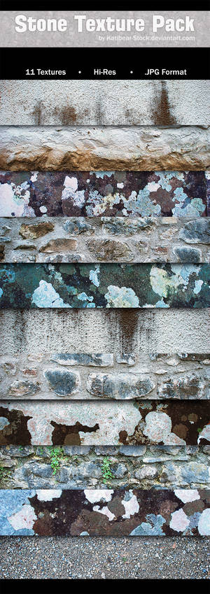 Katibear-Stock Stone Texture Pack