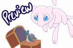 Mew's music box