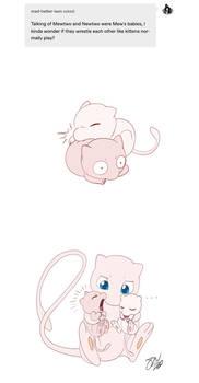 baby Mew Chomp