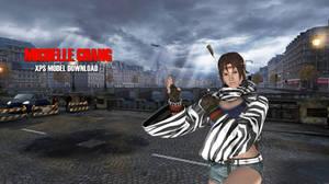 TekkenTagTournament 2 Michelle Chang XPS MODEL DL