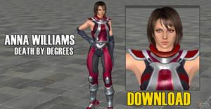Anna Williams - Death By Degrees