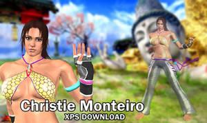 [XNALARA-XPS] Christie Monteiro - TT2