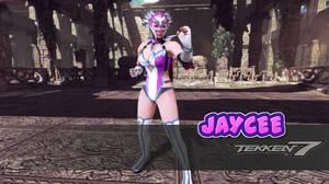 Jaycee - Tekken 7 Mod V3