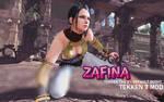Zafina -  Default TTT2 OUTFIT | TEKKEN 7 MOD